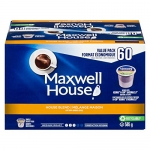 Maxwell House House Blend Coffee Keurig K-Cup Pods, 60 Pods