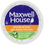 MAXWELL HOUSE House Blend Coffee Single Serve Pods, 30 Pods