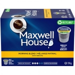 Maxwell House Morning Blend Coffee K-Cup Pods, 12 Pods