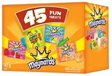 Maynards Halloween Candy, 45 Count, 562 Gram