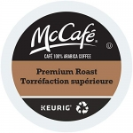 McCafe Premium Roast Medium Dark K-Cup pods, 48 Count