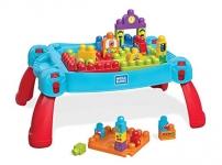 Mega Bloks Build'n Learn Table