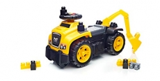 Mega Bloks Ride-Ons, Cat Ride-On with Excavator