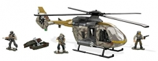 Mega Construx Call of Duty Urban Assault Helicopter Building Set