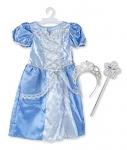 Melissa & Doug Royal Princess Role Play Costume Set (3 pcs)