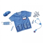 Melissa & Doug Veterinarian Costume Set