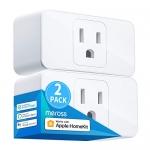 Meross Smart Plug Mini, 2 Pack