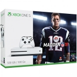 Microsoft Xbox One S Madden Nfl 18 500GB Bundle – Bundle Edition