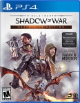 Middle Earth: Shadow Of War – Definitive Edition PlayStation 4