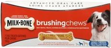Milk-Bone Brushing Chews Daily Dental Treats