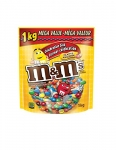 M&M's Peanut Candies Celebration Size Stand up Pouch 1kg
