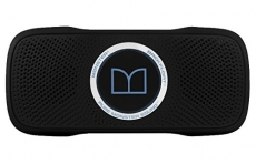 Monster BackFloat High Definition Bluetooth Wireless Waterproof Floating Speaker, Black/Blue
