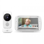 Motorola Digital Video Audio Baby Monitor with 5″ Color Screen