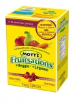 Mott's Fruitsations Veggie Berry, 32-Count