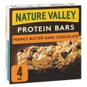 NATURE VALLEY Protein Bars Peanut Butter Dark Chocolate, 4 Count
