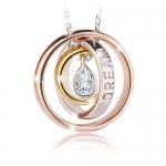 "J.Rosée ""Dream"" Sterling Silver Necklace"