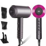 Gonler Negative Ionic Hair Blow Dryer with Diffuser Attachment