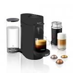Nespresso ENV150BMBAECA De'Longhi VertuoPlus Coffee & Espresso Maker with Aeroccino