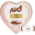 Nestlé Aero Truffle Milk Chocolate Valentine'S Heart Gift Box, 180 G