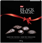 NESTLÉ Black Magic European Assorted Sweets, 174g Box