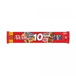 NESTLÉ FAVOURITES Snack Size, 107g (Pack of 10)