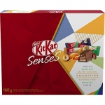 NESTLÉ KITKAT Senses Assorted Collection Holiday Gift Box 160 g