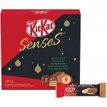 Nestlé Kitkat Senses Hazelnut Crunch Holiday Gift Box, 160 Grams
