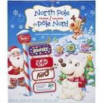 Nestlé Smarties, Aero, and Kitkat Advent Calendar