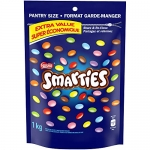 Nestlé Smarties Pantry Size Bag, 1kg