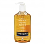 Neutrogena Acne Face Wash, 269 mL