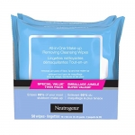 Neutrogena All in One Makeup Remover Cleansing Face Wipes, 2-pack, 50 Count