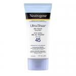 Neutrogena Sunscreen Dry Touch, SPF 45, 147ml