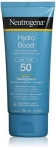 Neutrogena Hydro Boost Water Gel Face Sunscreen SPF 50, 88ml