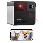 Petcube Play 2 Wi-Fi Pet Camera with Laser Toy & Alexa Built-in