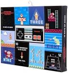 Nintendo Classic 12 Days Advent Box of Socks