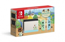 Nintendo Switch – Animal Crossing: New Horizons Edition
