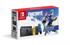 Nintendo Switch Fortnite Edition – Wildcat Bundle