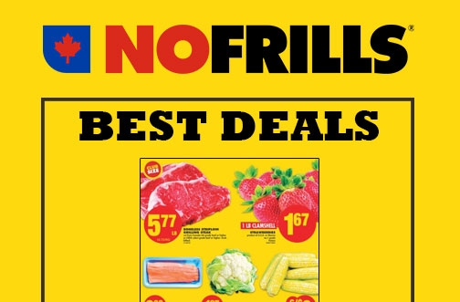No Frills Best Deals This Week