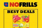 No Frills Best Deals + PC Optimum Offers This Week