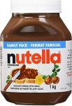 Nutella Hazelnut Chocolate Spread, 1 KG