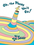 Dr. Seuss Oh, the Places You'll Go! Hardcover