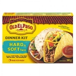Old El Paso Hard and Soft Kit, 12 Count