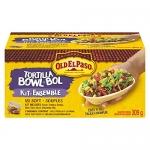 Old El Paso Tortilla Bowl Kit, 8 count