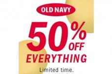 Old Navy Cyber Monday Sale