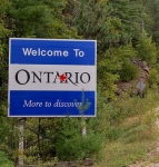 Free Official Road Map of Ontario