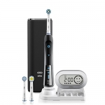 Oral-B Precision Black 7000 Rechargeable Electric Toothbrush With Bluetooth