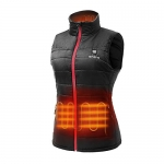ORORO Women's Heated Vest with Battery Pack