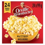 Orville Redenbacher Popcorn – Microwave Buttery (24 pack)