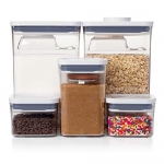 OXO Good Grips 8 Piece Baking Essentials POP Container Set