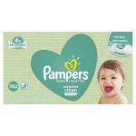 Pampers Baby Wipes Complete Clean UNSCENTED 16X Refill, 1152 Count